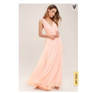 Pink lulu's dance the night away dress